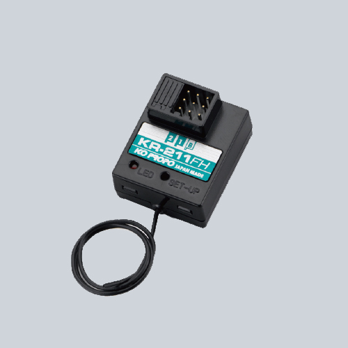 KR-211FH Small Receiver No.21005
