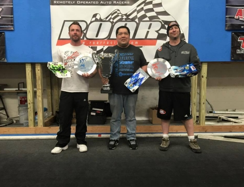 2015 ROAR Carpet Nats Champ