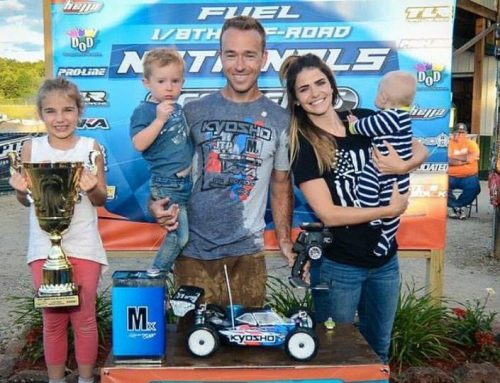 2017 ROAR Nitro Buggy Champion