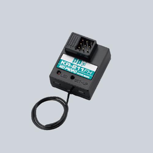 KR-211FH Small Receiver No.21005