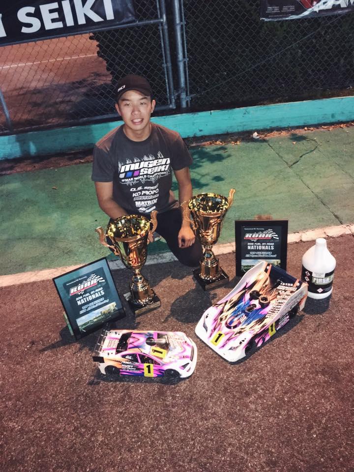 2016 ROAR Nats Champ JJ
